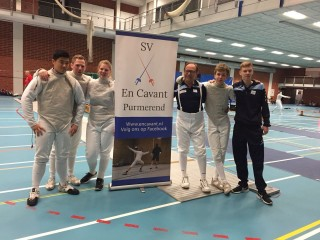 Actief weekend bij Dom-toernooi in Utrecht